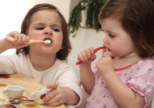 Ежедневная профилактика зубов