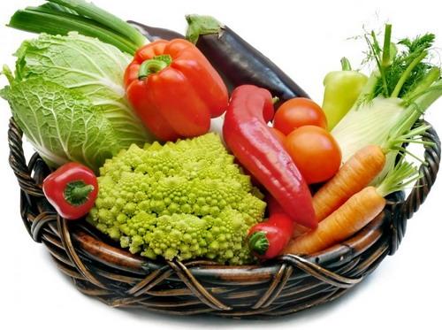 Самые полезные овощи для питания ребенка