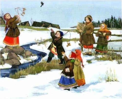 Праздник Жаворонки: история и обычаи