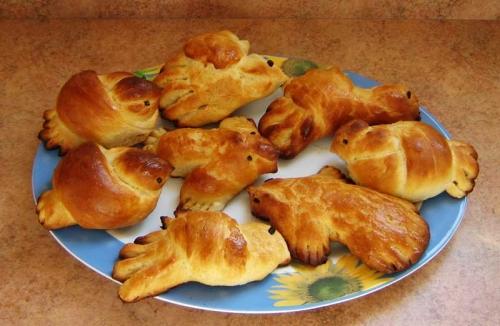 Жаворонки - блюдо с традицией