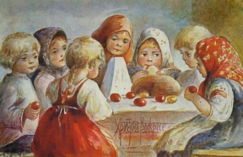 Пасхальные приметы и традиции