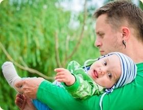 Как воспитать в себе отца?