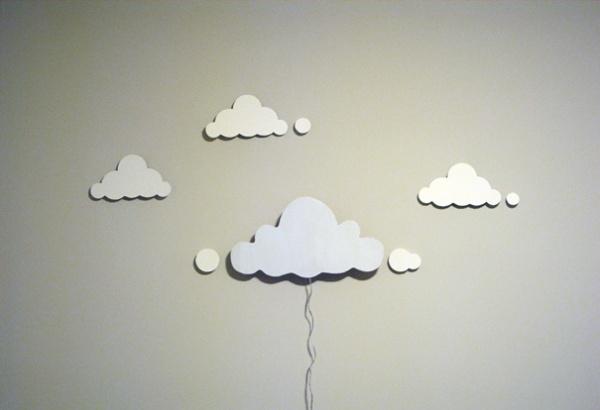 Облачный ночник