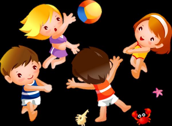 Подвижные игры для детей 3 4 лет детки