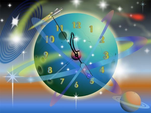 Стихи про время, время суток