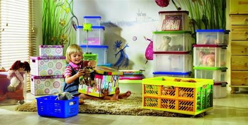 Как поддерживать порядок в детской