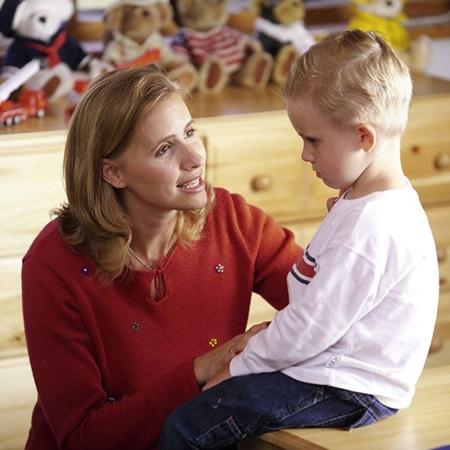 Что делать если ребенок не слушается?