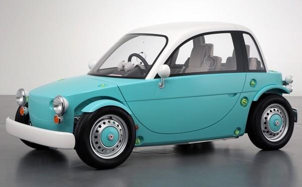 Автомобиль для детей - Toyota Camatte
