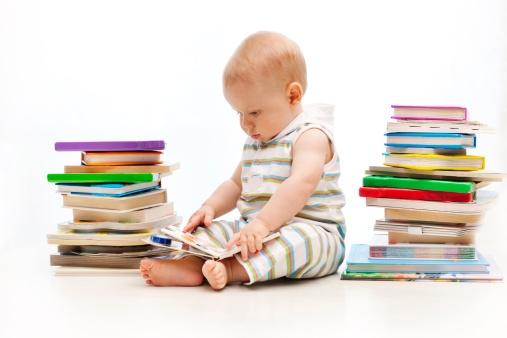 Читаем ребенку от 0 до 5 лет