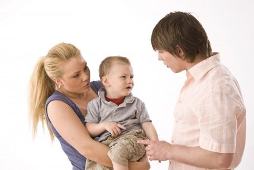 Что нельзя делать родителям с ребенком?
