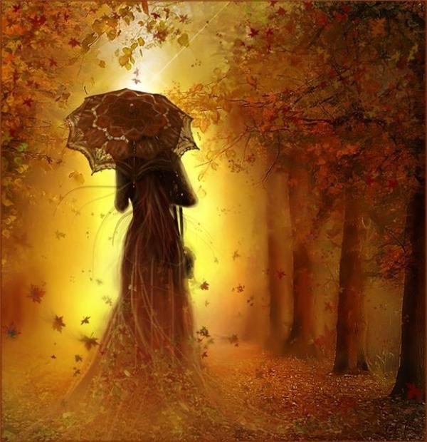 Стихотворения про осень для детей