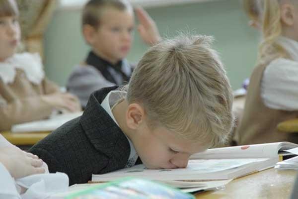 Трудная жизнь школьника