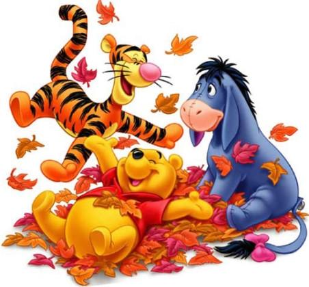 Загадки про осень для малышей