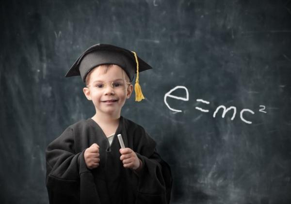 Возможно, ребенок - гений. Что делать?
