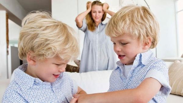 Дети в семье все время ссорятся!