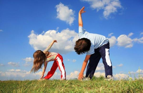Влияние игрового стретчинга на физическое развитие детей
