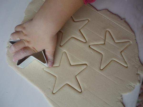 Материалы для лепки: Соленое тесто