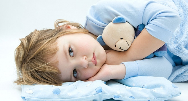 Дневной сон. Если ребенок не спит?