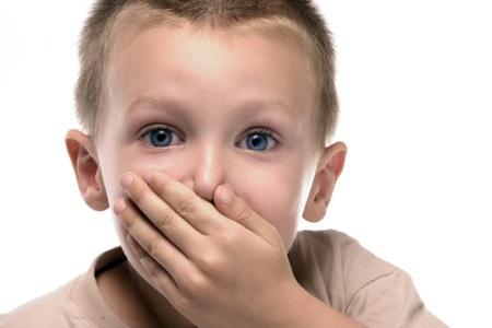 Как отучить ребёнка материться?