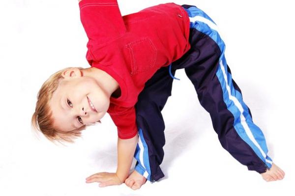 Спортивное развитие ребенка