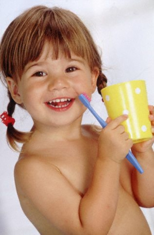Как сохранить ребенку здоровые зубы?